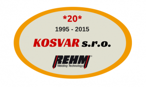 KOSVAR s.r.o. 20 let na českém trhu